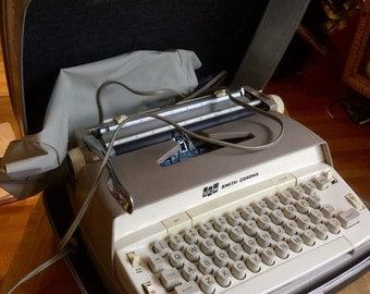 Grey Smith & Corona Electric Typewriter