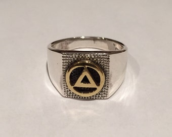 Mens AA Ring