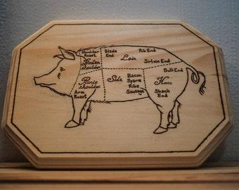 Pig Bits: Butcher's Cuts