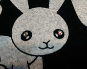 Rope Bunny Shirt - Women's V-Neck