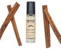 Cinnamon Lip Plumper Lip Gloss