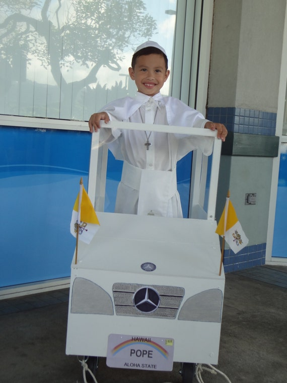 Pope Francis Costume Imgkid Has
