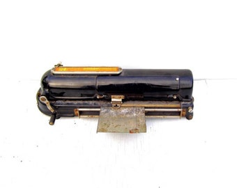 Early 1900s Check Writer