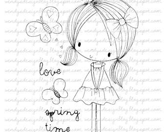 Love Spring Time