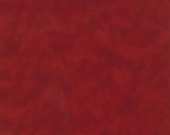 Community Antique Solid Red - 1/2yd