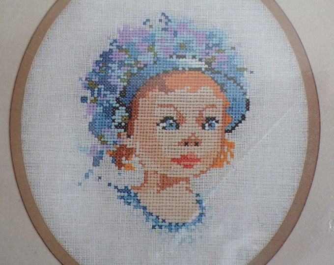 Emma - Cross Stitch Kit
