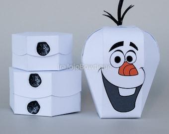 Snowman Gift Box Set