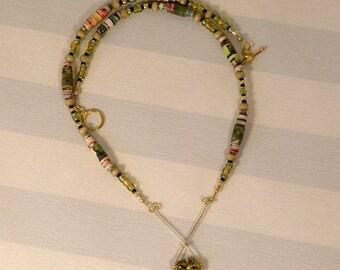 Olive Garden Necklace