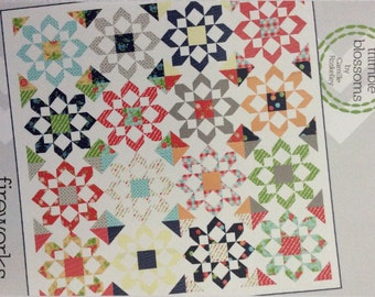 Fireworks Quilt Pattern - Camille Roskelley - Thimble Blossoms - TB #155