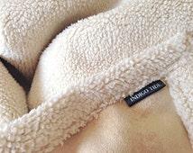Soft Suede Sherpa Blanket