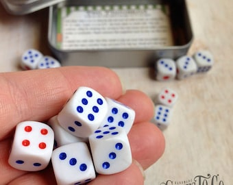 Collecting 10s Dice Game