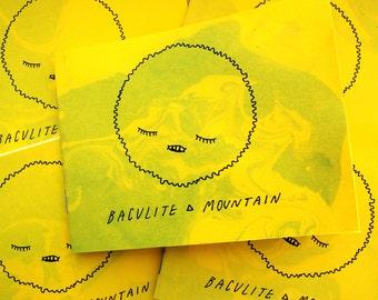 Baculite Mountain - Comic Zine
