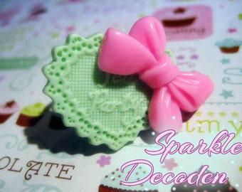 Sweet Lolita Tea Party Ring