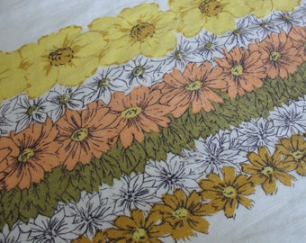 Vintage Tablecloth 66x 49 inches