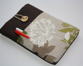 iPad mini Retina sleeve,iPad mini case,iPad mini cover-Dandelion