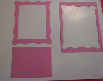 jelly frame die cut