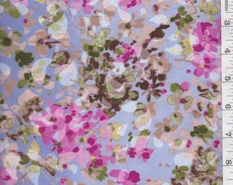 "100% cotton fabric AUTUMN MIST by Hoffman California Intl 28"" x 42"" S#J7043"