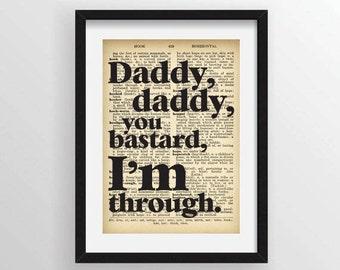 daddy by sylvia plath pdf