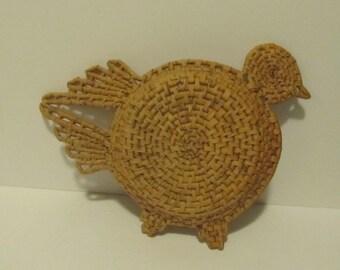 Chicken Basket Dish or Plate holder