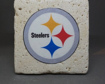 Pittsburgh Steelers Coaster (4-Pack)