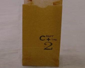 Wax Paper Bags - Graffiti Medium