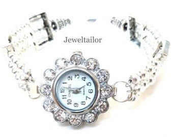 Jeweltailor Watch Kit With Full Instructions (Level II Beginner) ~ Elegant Vintage Style