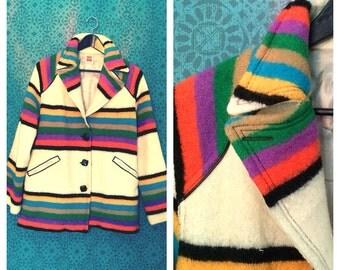 60's Wool Jacket S/M