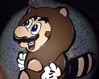 Mario brother ornament