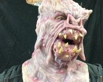 Plague Bearer Demon Silicone Mask
