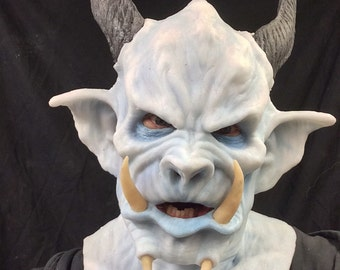 Ice Demon Silicone Mask