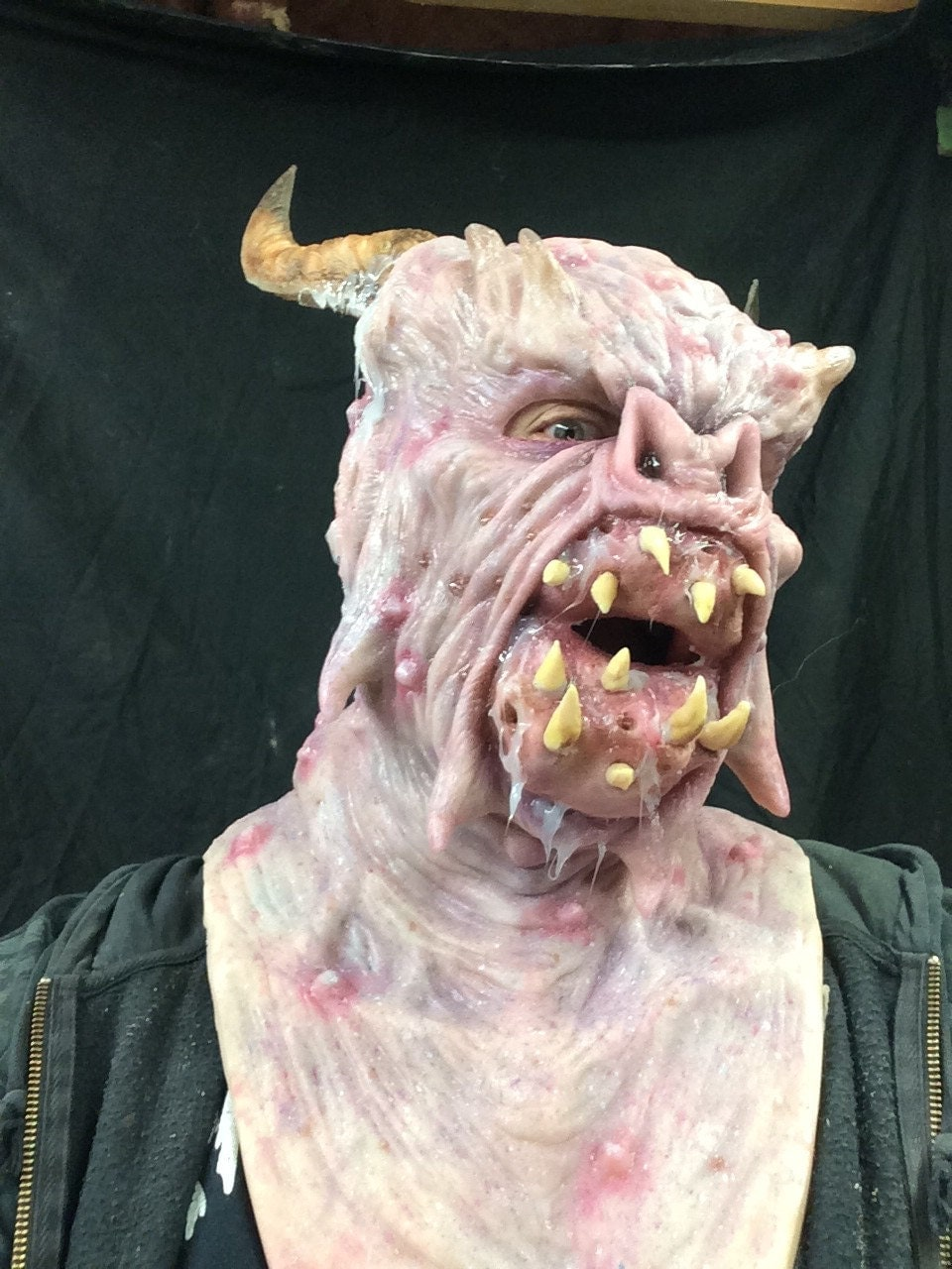 Plague Bearer Demon Silicone Mask