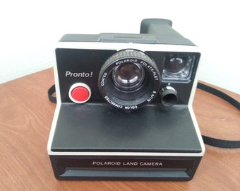 Vintage Polaroid Pronto Land Camera c.1977