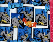 Popular Items For Super Hero Fabric On Etsy