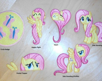 Fluttershy - My Little Pony Patch