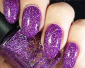 The Good Witch by Prettypots Polish - Wizard of Oz Collection - 12ml Handmixed Glitter Aussie Indie Nail Polish Lacquer
