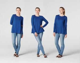 Long Sleeve Top Sewing Pattern