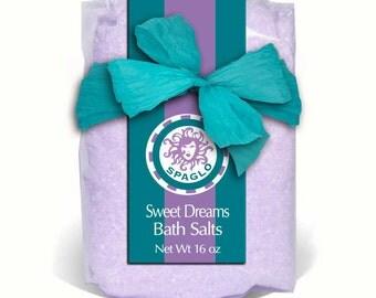 Sweet Dreams Dead Sea Fizzy Bath Salts