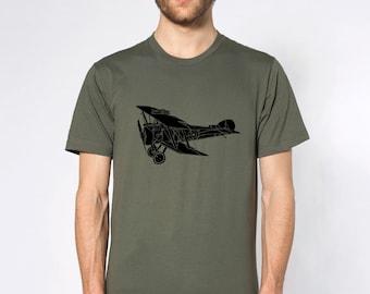 KillerBeeMoto: Sopwith Camel  Bi-Plane 2F1 Navy Variant Short And Long Sleeve Shirts