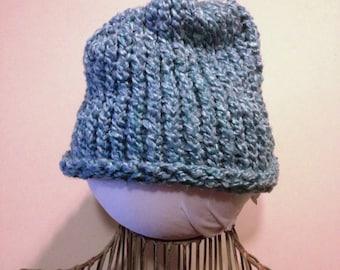 Ocean Tide Knit Hat