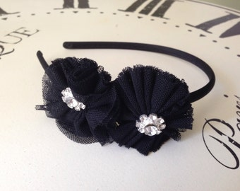 Ballerina Flower Hairband