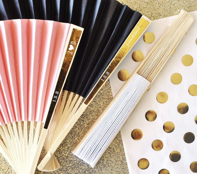personalized paper fans Custom hand fans, paper hand fans, church hand fans or just any event hand fans are great to send your message we provide the best quality hand fans at the lowest price and with the quickest turnaround.