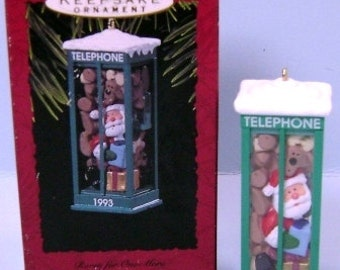 1993 Room For One More Hallmark Ornament