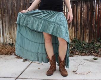 Aline Velvet Dress