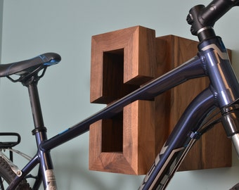 BIKE RACK: Modern Wood