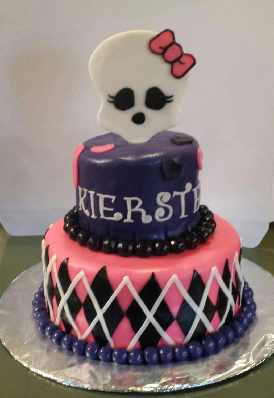 Monster High Cake Toppers Ireland