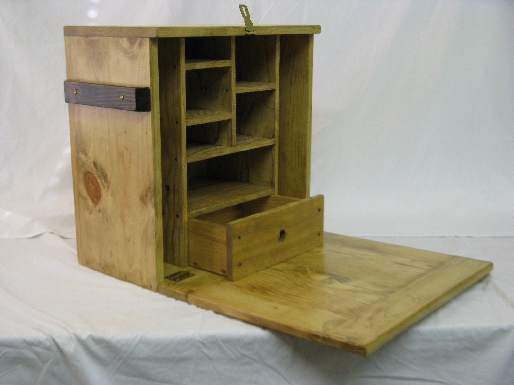 Civil War Style Field Desk Hand Made