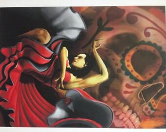 Baile de Amor (print)