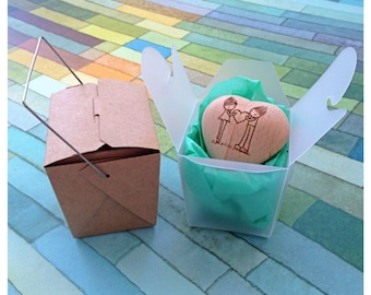 Carryout Box Gift Packaging