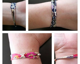 Liberty bracelet and demi-jonc