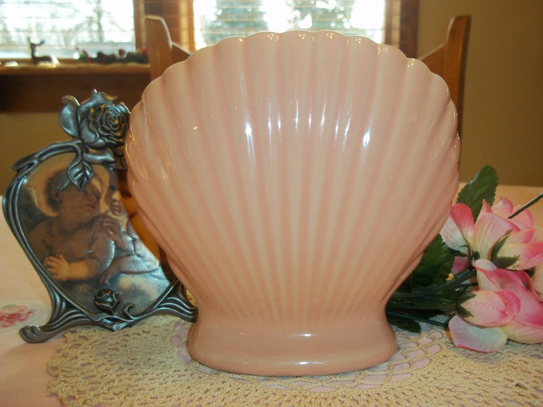 vintage shell vase eBay
